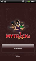 Screenshot of MYTRACKs.jp