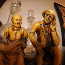 waiting... by Catalin Nastase - Artistic Objects Antiques ( statues, artistic, antiques )