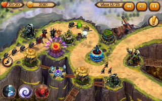 Screenshot of Evil Defenders