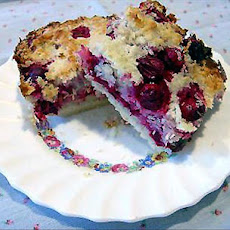Uncle Bill's Cranberry Squares
