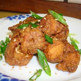 Japanese-Style Deep Fried Chicken