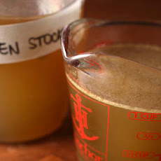Basic Chicken Stock Recipe
