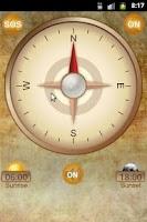 Screenshot of Camp Compass