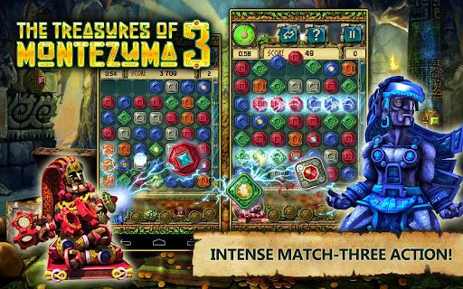 The Treasures of Montezuma 3 - screenshot