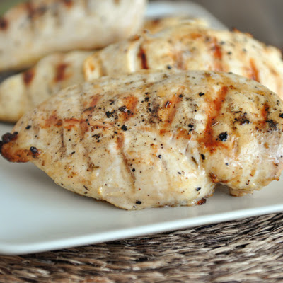 Grilled Island Chicken