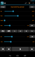 Screenshot of Amazing Slow Downer