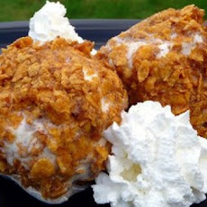 Not Fried, Fried Ice Cream