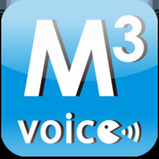 Multilingual Med.quest +Voice 醫療 App LOGO-硬是要APP