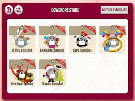 Screenshot of Greetings!