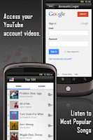 Screenshot of Video Tube (YouTube Player)