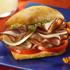 KRETSCHMAR® Tomato and Peppered Turkey Sandwich