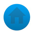 GLX Themes: Simplex Blue icon