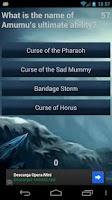 Screenshot of League Of Legends Quizz