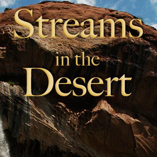 Streams in the Desert Devotion LOGO-APP點子
