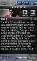 Screenshot of TSO Skate