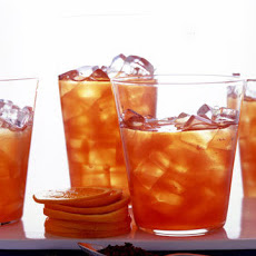 Raspberry Rosehip Iced Tea