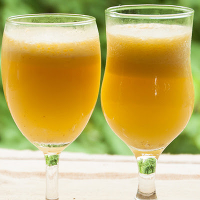 Anti-Inflammatory Lemon-Turmeric Tonic
