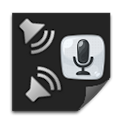 Multiplex recording/Edit data icon