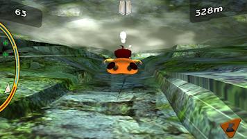 Screenshot of Chhota Bheem Jungle Rush 3D