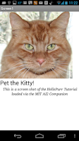 Screenshot of MIT AI2 Companion
