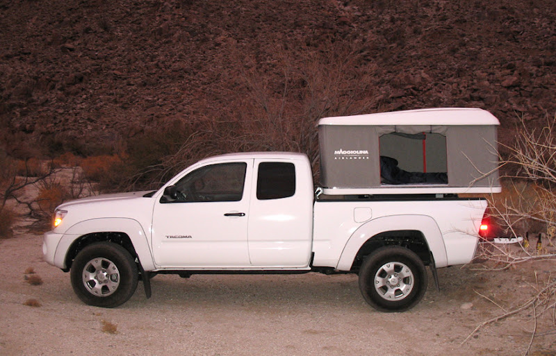 Toyota Tacoma With Maggiolina Roof Top Tent : tacoma roof top tent - memphite.com