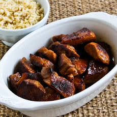 Pork Adobo (Pork Cooked in a Pickling Style as in the Phillipines)