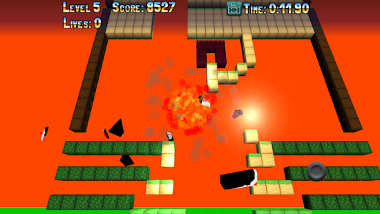 Bomb Rocket - screenshot