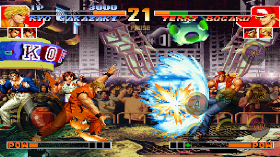 THE KING OF FIGHTERS'97- screenshot thumbnail