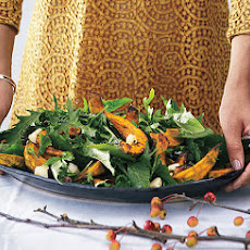 Roasted Squash with Date Relish and Pumpkin Seeds