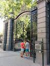 Puerta Parque Retiro