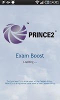 Screenshot of PRINCE2 ExamBoost