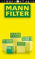 Screenshot of MANN-FILTER