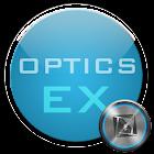 TSF Shell - ICS Optics Theme icon