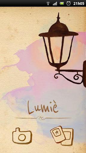 Lumieライトエフェクト
