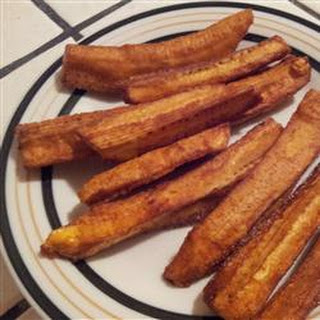 Fried Green Bananas Recipes