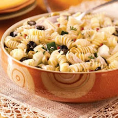Sweet Pasta Salad Recipe