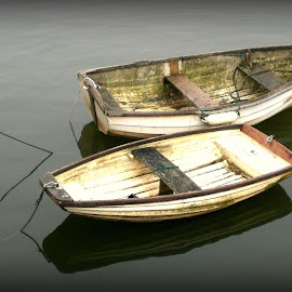 by Alec Lambrechts - Transportation Boats