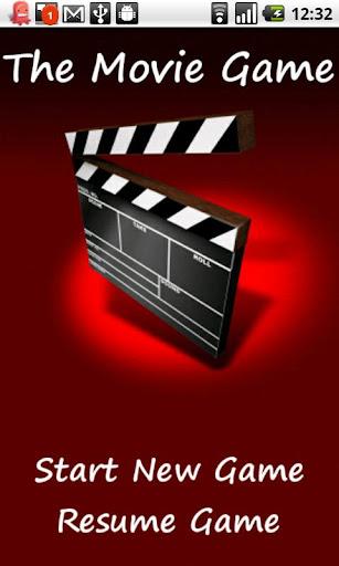 The Movie Game Demo - Trivia