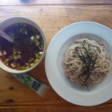 Zaru Soba - Chilled Japanese Noodles