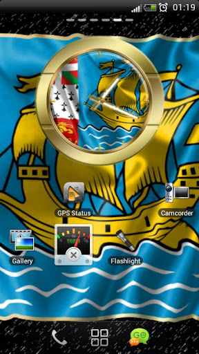 Saint Pierre Miquelon clocks