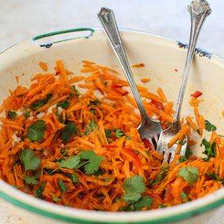 Cinnamon Carrots Salad Recipes