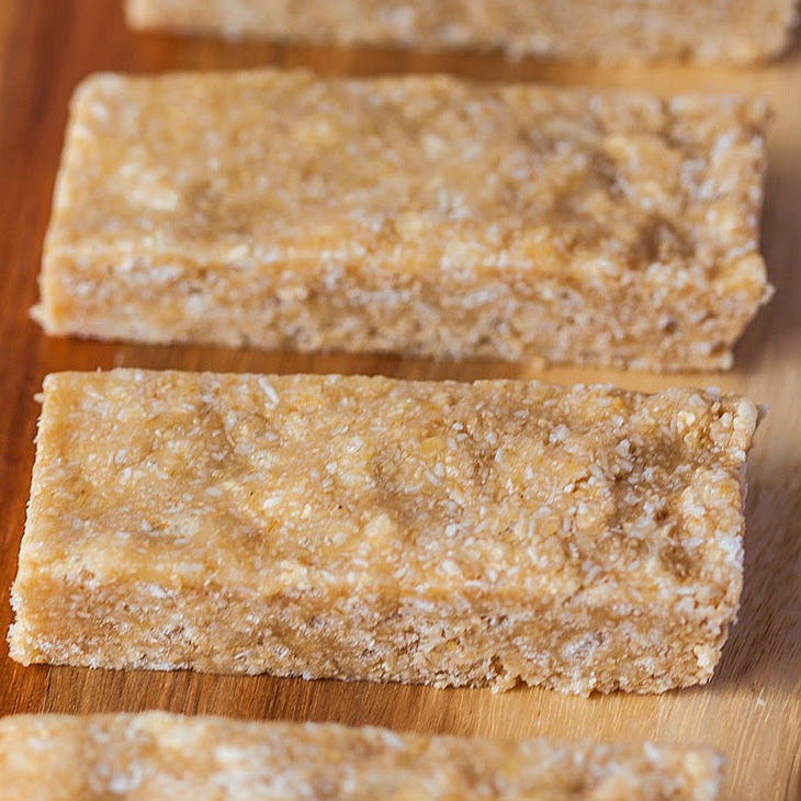 crumble bars and no bake cashew no bake popped quinoa granola bars ...