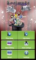 Screenshot of KoeImage (Story)