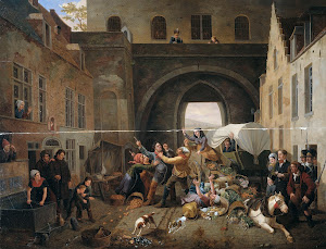 RIJKS: Constantinus Fidelio Coene: painting 1823