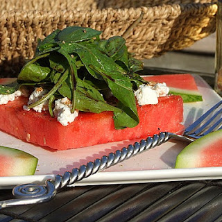 Grilled Balsamic Watermelon Recipes