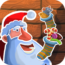 Play Santa Claus Candy Games