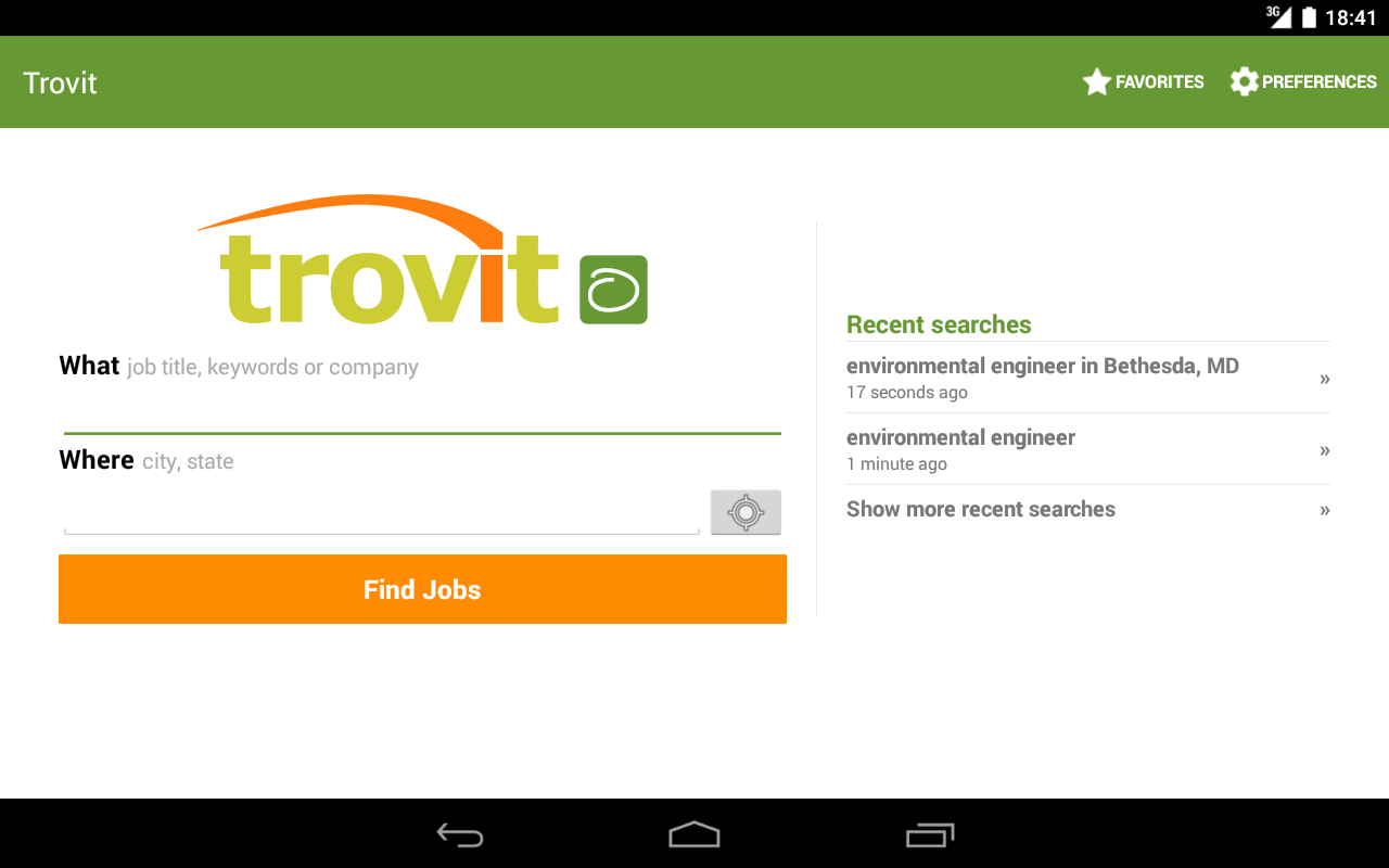 Find job offers - Trovit Jobs Screenshot 8