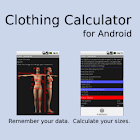 Clothing-Calculator icon
