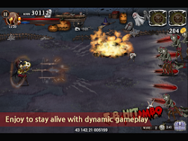 Screenshot of Tap Slayer - Zombies
