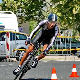 laying by Boštjan Henigman - Sports & Fitness Cycling ( cycling )